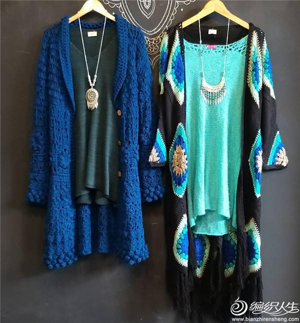 手工编织原创服饰