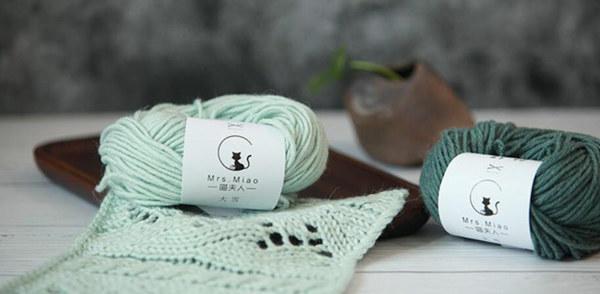 【大雪】羊驼混纺毛线