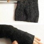 旧毛衣改造 废旧毛衣改造变身 改造旧衣