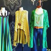 探戈故乡的原创编织 拉丁美洲阿根廷异域风手工编织服饰欣赏