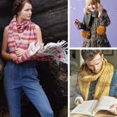 让编织大师带你领略2019秋冬围巾可以具有的精彩