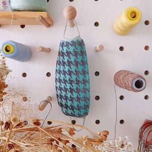 银笛280编织机机织毛线提花口罩