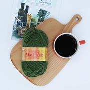 丝瑞弗CELIFE-Mohair  粗棒针线手工编织成人儿童织毛衣线
