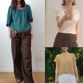202029期周热门编织作品:春夏手工编织服饰10款