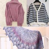 202047期周热门编织作品:2020年11月冬季热门手工编织作品7款