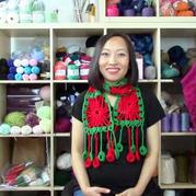 会编织带你看毛衣编织视频